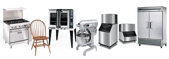 Equipment or Supplies for Restaurants, Houses, Hotels and More